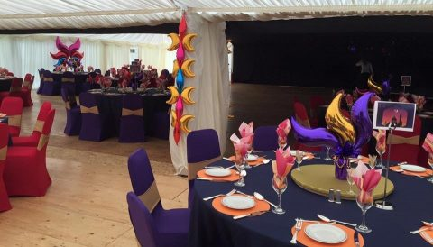 Event Balloon Decoration Services and Balloon Decor, Moray, Aberdeen and Inverness
