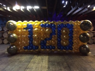 corporate balloon decorations Moray Scotland